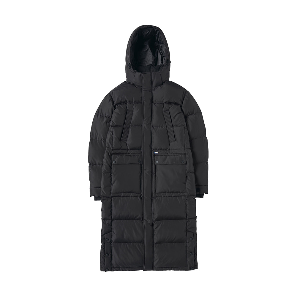 [AW17] Bench Long Down Parka(Black) STEREO-SHOP